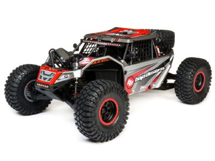 Super Rock Rey 1/6 4wd RTR BajaDesigns LOS05016T2